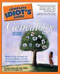 The Complete Idiot's Guide to Genealogy (Complete Idiot's Guides)