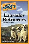 Complete Idiot's Guide To Labrador Retrievers Cover
