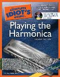 The Complete Idiot's Guide to Playing the Harmonica with CD (Audio) (Complete Idiot's Guides) Cover