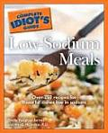 Complete Idiot's Guide to Low Sodium Meals (Complete Idiot's Guides) Cover