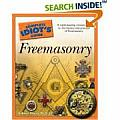 The Complete Idiot's Guide to Freemasonry (Complete Idiot's Guides) Cover