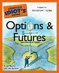 Complete Idiots Guide To Options & Futures 2nd Edition