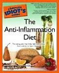 The Complete Idiot's Guide to the Anti-Inflammation Diet Cover