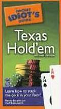 Pocket Idiots Guide To Texas Hold Em 2nd Edition