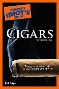 Complete Idiots Guide To Cigars 2nd Edition