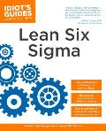 Complete Idiots Guide To Lean Six Sigma