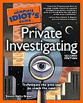 Complete Idiots Guide To Private Investigating