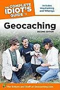 Complete Idiots Guide To Geocaching 2nd Edition