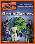 Complete Idiots Guide To Green Careers