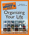 Complete Idiots Guide To Organizing Your Life