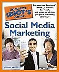 Complete Idiots Guide To Social Media Marketing 1st Edition