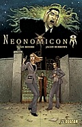 Alan Moore's Neonomicon Cover