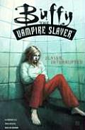 Slayer, Interrupted (Buffy the Vampire Slayer) Cover