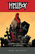 Hellboy #03: The Chained Coffin and Others 2nd Edition Cover