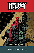 Hellboy #05: Conquerer Worm 2nd Edition Cover