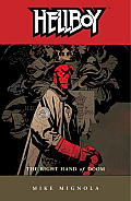 Hellboy #04: The Right Hand of Doom 2nd Edition Cover