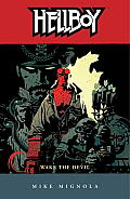 Hellboy #02: Wake the Devil 2nd Edition Cover