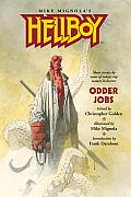 Odder Jobs Hellboy
