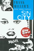 Sin City #06: Booze, Broads, & Bullets