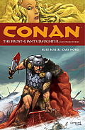 Conan Volume 1: The Frost Giant's Daughter and Other Stories  Cover