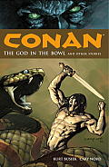 Conan Volume 2 The God in the Bowl & Other Stories