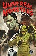 Universal Monsters Cavalcade Of Horror