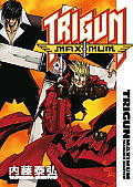 Trigun Maximum #09: Deep Space Planet Future Gun Action!!
