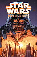 Honor and Duty (Star Wars) Cover