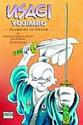 Usagi Yojimbo #20: Glimpses of Death Cover