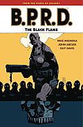 Black Flame BPRD 05