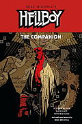 The Hellboy Companion (Hellboy) Cover
