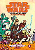 Clone Wars Adventures Volume 7 (Star Wars) Cover
