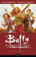 Buffy the Vampire Slayer: The Long Way Home  Cover
