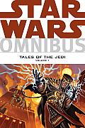 Star Wars Omnibus Tales of the Jedi Volume 1