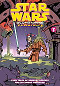 Clone Wars Adventures 09