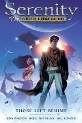 Serenity: Those Left Behind Cover
