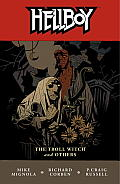 Hellboy #07: The Troll Witch and Others  Cover