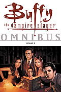 Buffy the Vampire Slayer Omnibus #03 Cover