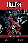 Darkness Calls Hellboy 08