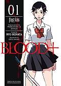 Blood + Volume 1 First Kiss