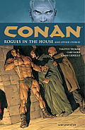 Conan #05: Rogues in the House and Other Stories Cover