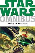 Tales Of The Jedi Omnibus 02 Star Wars