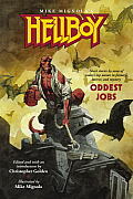 Hellboy: Oddest Jobs (Hellboy) Cover