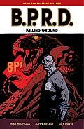 Killing Ground BPRD 08