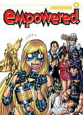 Empowered Volume 4 Cover