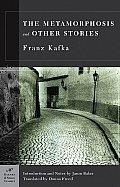Metamorphosis & Other Stories Barnes & Noble Classics Series