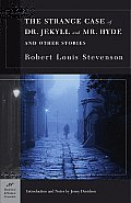 Strange Case of Dr Jekyll & Mr Hyde & Other Stories