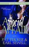 A Social Affair (Zane Presents) Cover
