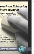 Research on Enhancing the Interactivity of Online Learning (Hc)
