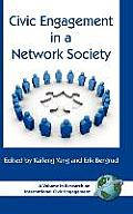 Civic Engagement in a Network Society (Hc) Cover